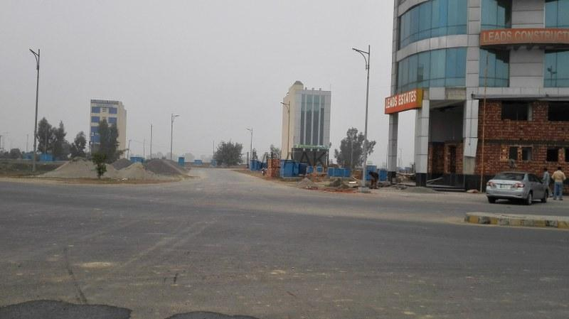 DHA Defence Lahore Phase 8 Broadway commercial (6)