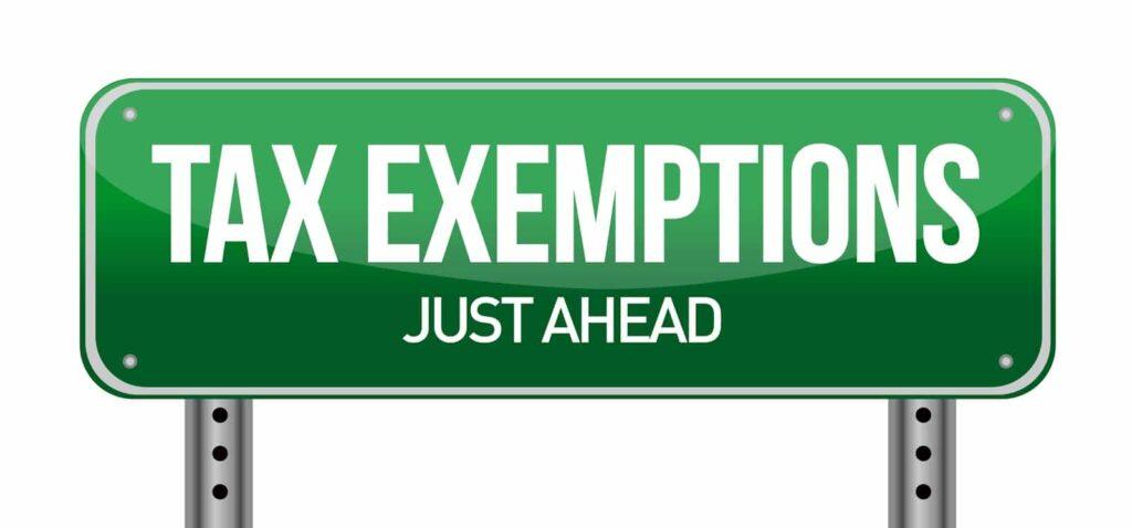 TAX-EXEMPTION