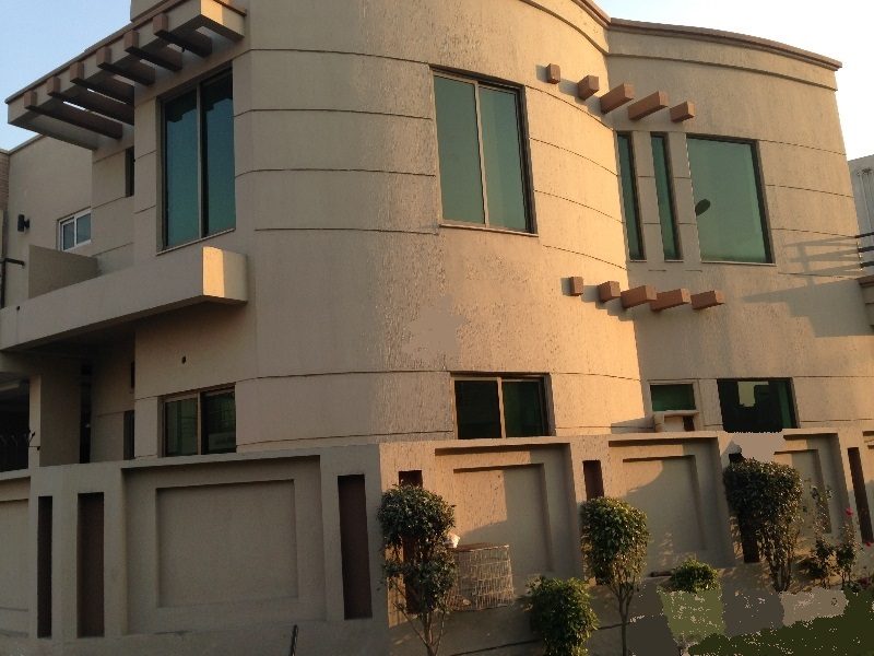 Home Design 5 Marla Corner Part - 37: Side Balcony; Corner View ...