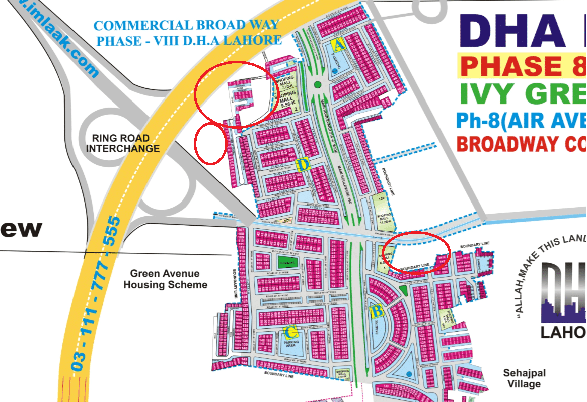 broadway 4 Marla commercial file locations